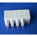 Carregador duplo da parede do porto do carregador 2-C do tipo de 5V 2.4A USB