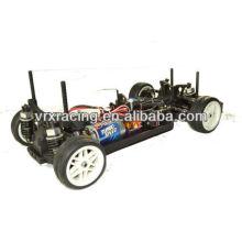 Cepillado de 4WD eléctrico rc turismos, en carretera coche de RC, coche del rc escala 1/10