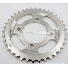 Precision Machining aluminum alloy motorcycle car gear parts