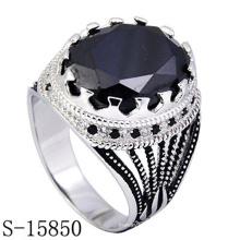 Neue Ankunft Schmuck 925 Sterling Mode Ring für Mann