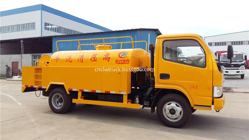high pressure water truck 3