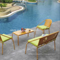 Outdoor Garden Patio Aluminum Chair