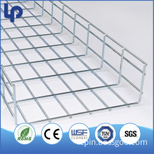 Customized Hot Dip galvanized power coated cable basket in cable tray ul