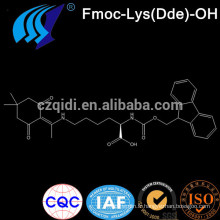 Meilleur prix usine d'achat pour Fmoc-Lys (Dde) -OH Cas No.150629-67-7