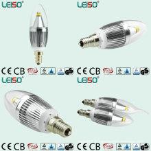 L'ampoule à bougie LED C35 peut être réglable
