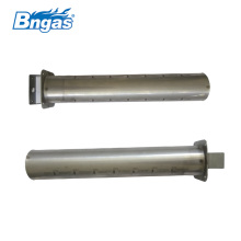 Stainless steel gas burners pipe burner