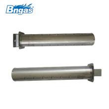 Stainless steel gas burners pipe burner