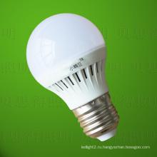 3W пластиковые корпуса светодиодные лампы свет
