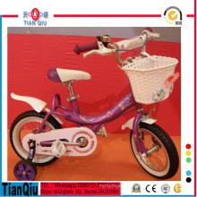 Design de moda crianças bicicleta da bicicleta, crianças ciclismo bicicleta