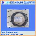 Komatsu excavator 208-27-00210 PC450-8/PC400-8 Seal Ring Assy