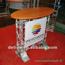 подгонять универсальный стол приема салона приемной приемной оформление