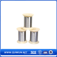 Fio de aço inoxidável de alta qualidade de 0.5mm- 1.5mm