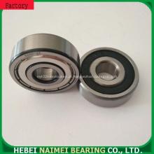Preço barato rolo de rolamento pequeno mini skate rolamento rígido de esferas 608