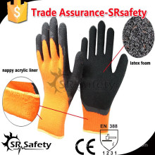 SRSAFETY 7G Terry knitted cotton thinsulate winter gloves/Thermal winter glove