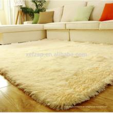 Home Designs Polyester Mikrofaser Teppich Teppich Greifer