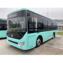 Электрический городской автобус длиной 10,5 метра на 30 мест