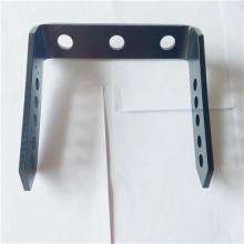 Настраиваемый стальной формирующий светодиодный кронштейн с электронным покрытием