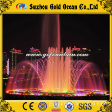Water Jet Fountain Nozzles Water Feature LED Lights