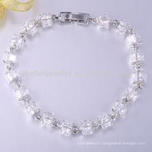 Bracelets de bijoux en pierre naturelle bijoux en cuivre