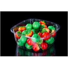 Cheap Supermarket Fruit Packaging Pet Plastic Tray