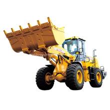 3 ton wheel loader LW300KN with tube grab
