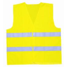 Vestuário de segurança reflexiva de alta visibilidade / vestuário de advertência para trabalho de segurança