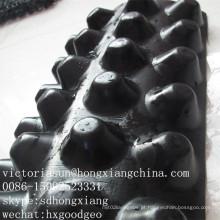Geomembrana de Dimple do HDPE
