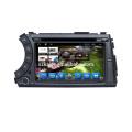 OEM atacado Octa núcleo Android 6.0 / 7.1 auto rádio carro Navegação para Ssangyong Kyron 2005-2013 com GPS Retrovisor Câmera