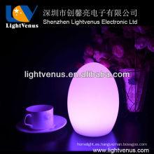 lámparas de mesa con batería y cable USB