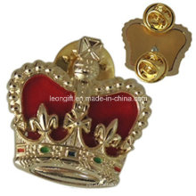 Crown Military Gold Badge (LM10053)