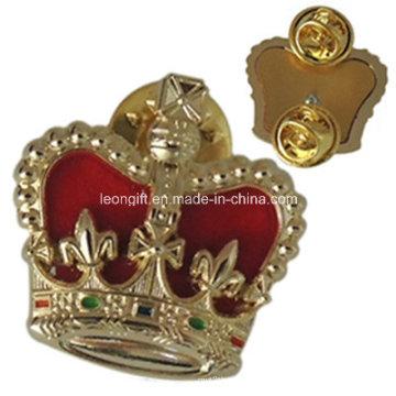 Корона военных Золотой знак (LM10053)