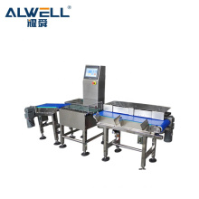 Automatic Shrimp Seafood Oyster Conveyor Weight Sorting Machine