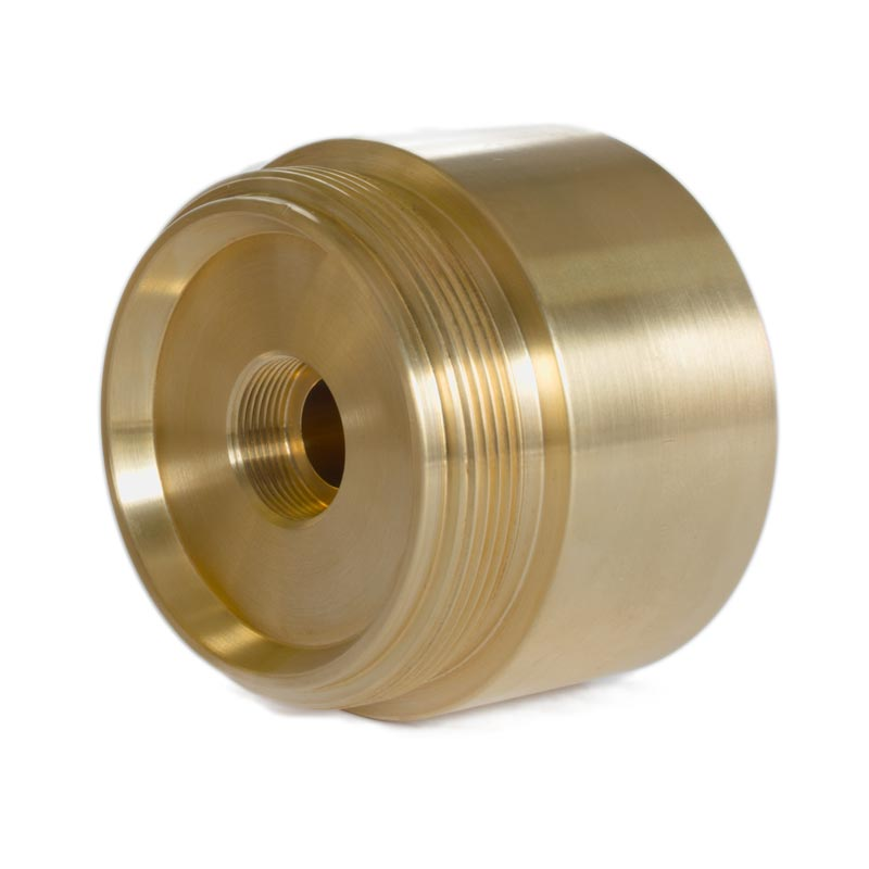 China High Precise Cnc Turning Parts Brass 1