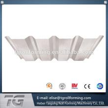 Versatilidad técnica TR 35/200 Trapezoidal Roof & Roll de pared que forma la máquina