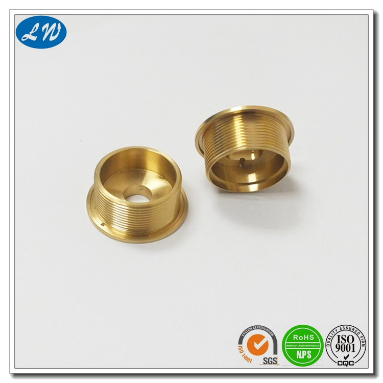 High Precision Brass Fitting