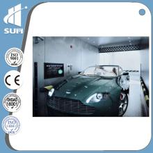 Traction Type de machine Vitesse 0.5m / S Parking Ascenseur
