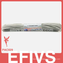 chongfu outdoor high quantity colored 550 parachute cord wholesale paracord with logo