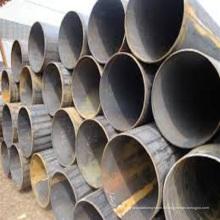 Frais - Utilisation de tuyau d'acier ovale de carbone pour l'armoire