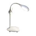 Moderne minimalistische LED-Tischlampe für den Innenbereich mit Ventilator