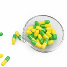 Gélules de gélatine végétale vides Pullulan Vacant, taille 4