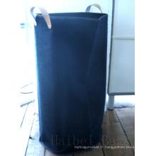 Sac de lessive en coton (hblb-17)