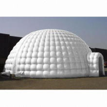 Hot Selling Advertising Inflatable Building, Convenient Outdoor Building, OEM Orders Accepted