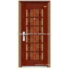 Competitive and High Quality Steel Exterior Door/Steel Security Door KKD-203 From China Manufacturer