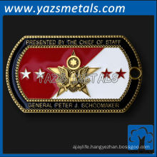customize metal dog tag, custom high quality chief of staff dog tag