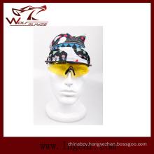 Simple Multifunctional Hood Skull Hood Sports Hood