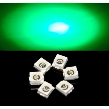 Ultra+bright+3528+0.2W+Green+LED+2000-3000mcd