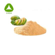 Extracto de papaya en polvo de jugo de fruta