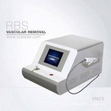 Equipo de belleza vascular RF fraccional más nueva generación