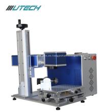 Precio de la máquina de la marca del laser de la fibra de 20w 30w