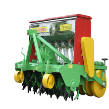 More than 90HP tractor drived no-tillage fertilizing planter